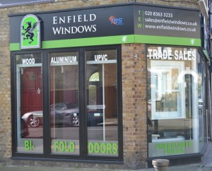 Enfields windows
