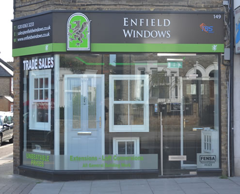 Enfield windows store