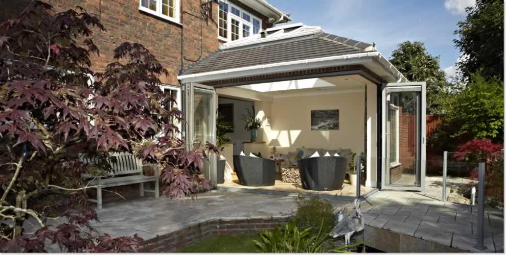 Aluminium Bi Fold Doors Enfield Bi Fold Doors North London