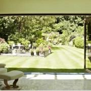 Bifolding doors onto garden