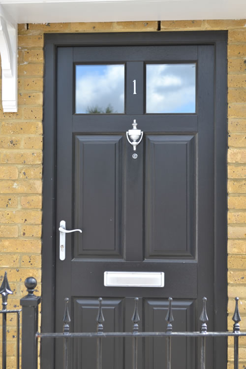 solid timber doors