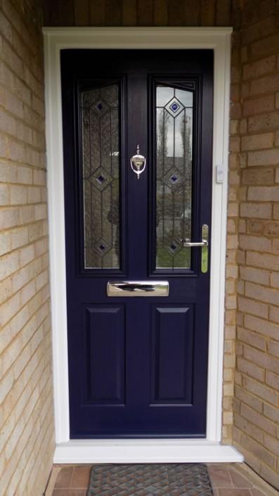 Create a unique composite door using enfield windows door for Composite door design your own