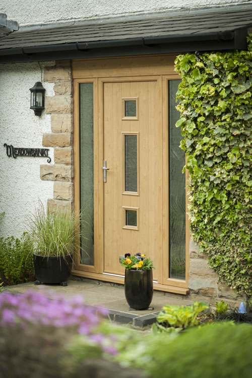 Black Upvc Windows >> Composite Doors | Replacement Composite Doors Enfield