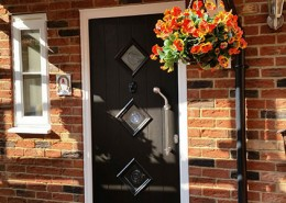 composite door installation in london