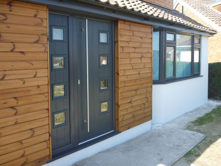 Replacement Doors Enfield | Wooden UPVC Aluminium and ...