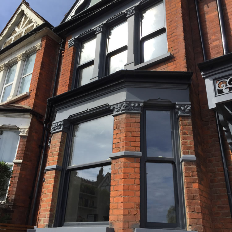 Double Glazed Windows : Upvc sash windows enfield double glazed