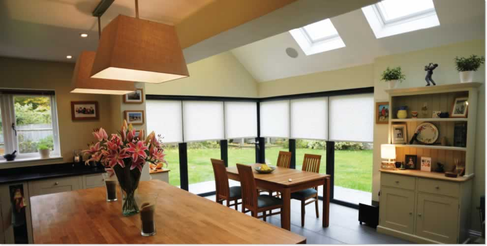 ... Bifold Doors In Kitchen ...