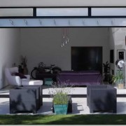 Large Origin bifold doors