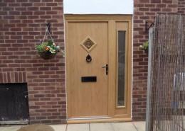 Solidor composite door installation