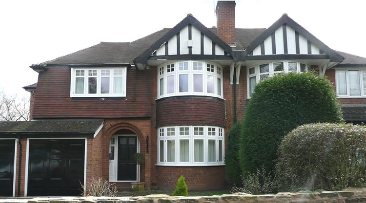 Enfield windows supply fit windows doors and conservatories for 1930s bay window construction