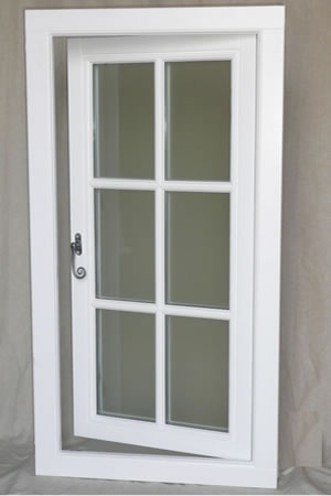 Casement window new