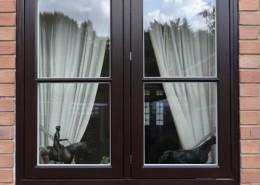 Casment timber window