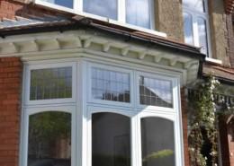 timber window installation north london