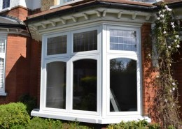 timber window installation enfield