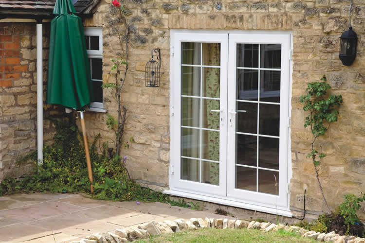 Upvc doors upvc double glazed doors upvc doors enfield for Upvc french doors