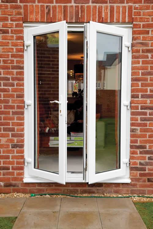 Upvc doors upvc double glazed doors upvc doors enfield for Upvc french doors draught