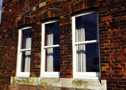 Sash window installation