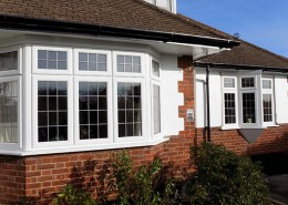 Double glazed windows cuffley