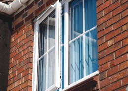 upvc bedroom window