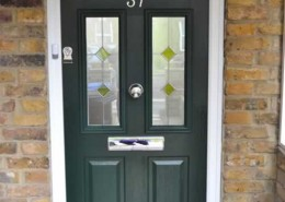 Composite door installation london