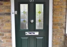 Composite door installation london