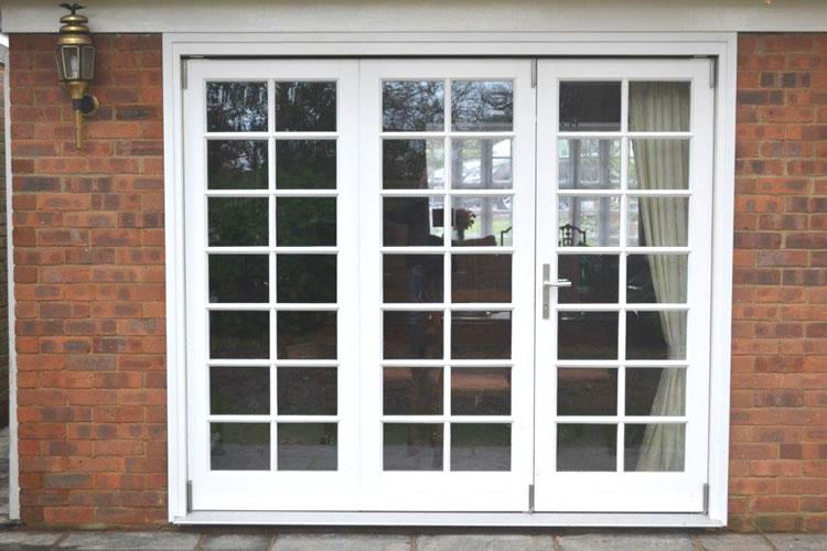 Solid Wood Bifold Doors Wooden Bi Fold Doors Enfield
