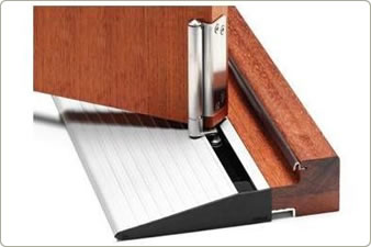 Timber bifold fittings