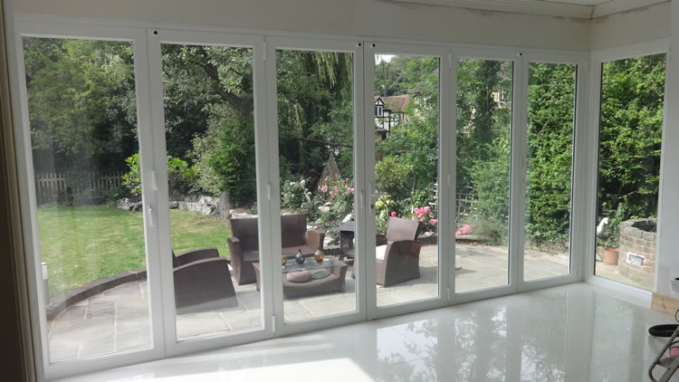 Bifold Door Installation In Enfield North London