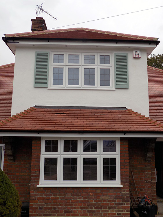 Double Glazing Uk : Double glazing and bifold door installation in winchmore hill