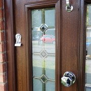 Solidor composite door close up