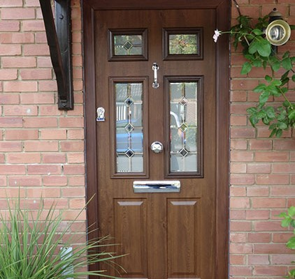 Solidor installation in north london
