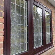 Timber effect R9 window