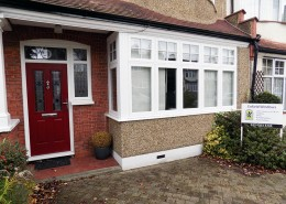 Residence 9 windows in north London