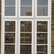 White UPVC Residence 9 window