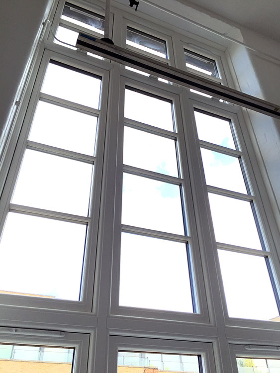 Residence 9 Commercial Window Installation In London