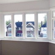 Residence 9 bay window internal view