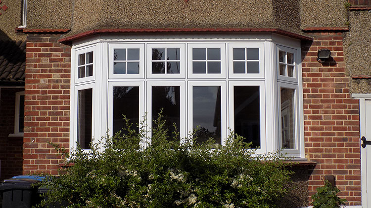 Residence 9 Windows Supplied And Installed In London