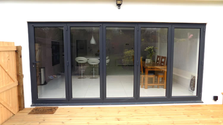Bifold Doors And Skylight Installation In Southgate North