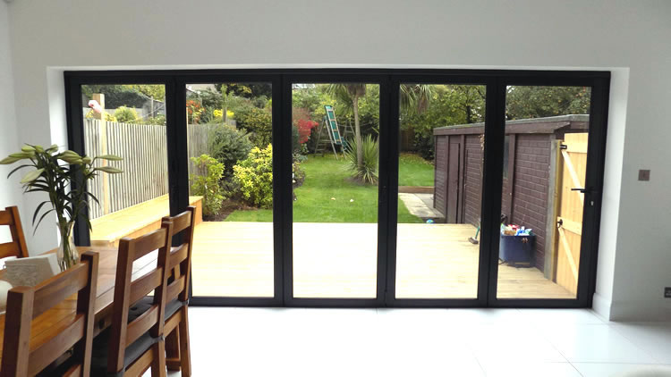 Bi Folding Doors Interior Installation. Bi fold doors by ferenew ...