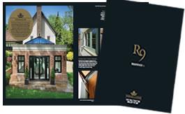 Residence 9 window brochure