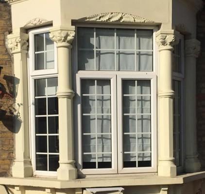 uPvc windows pre installation