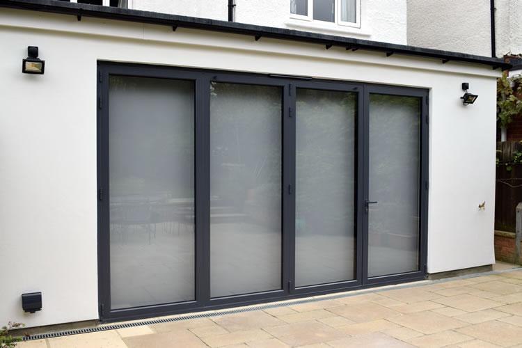 Origin Bifold Doors Windows And Masterdor Installation