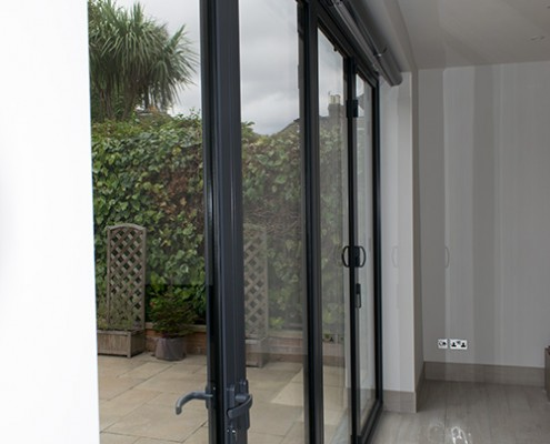 Origin four part bifold door