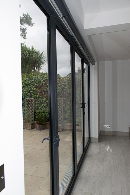 Origin four part bifold door ... & Origin Bifold doors windows and Masterdor installation north ... pezcame.com