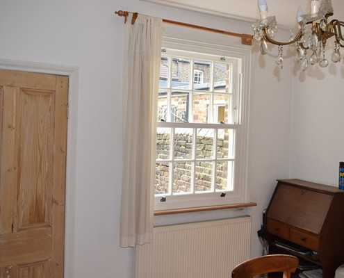 Sash windows north London