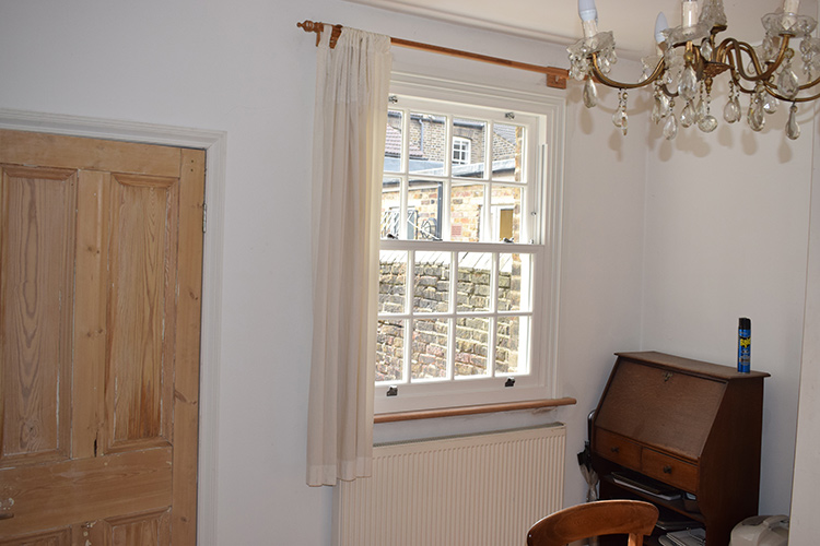 Sash Window Or Door : Sash windows and composite door installation north london