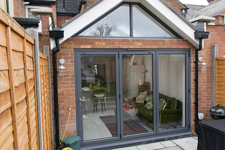Amazing Folding Conservatory Doors Gallery - Exterior ideas 3D ...