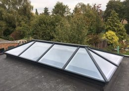 Skylight fitters in london