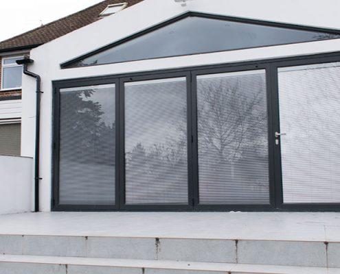 Bifold door installation in Chingford