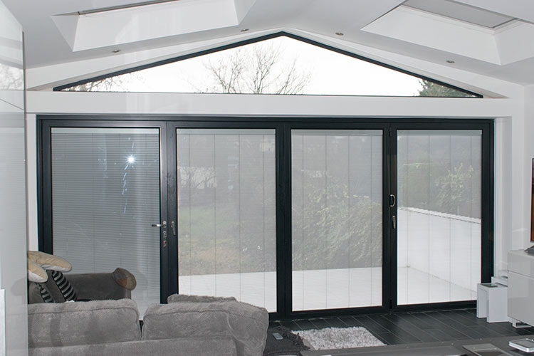 Bifold door installation in Chingford, North East London